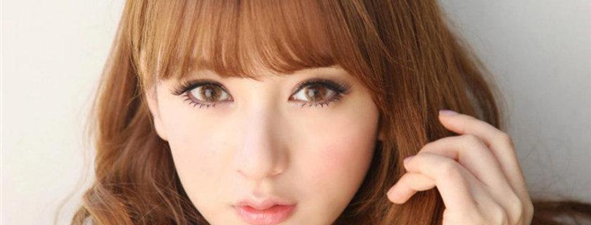 Cloud Brown Contact lens -Korea Cosmetic circle lenses