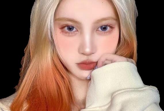 baby violet | Korea Cosmetic Circle Lens | Contact Lens