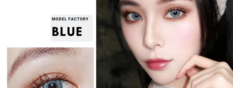 Model Factory Diva Ocean Blue