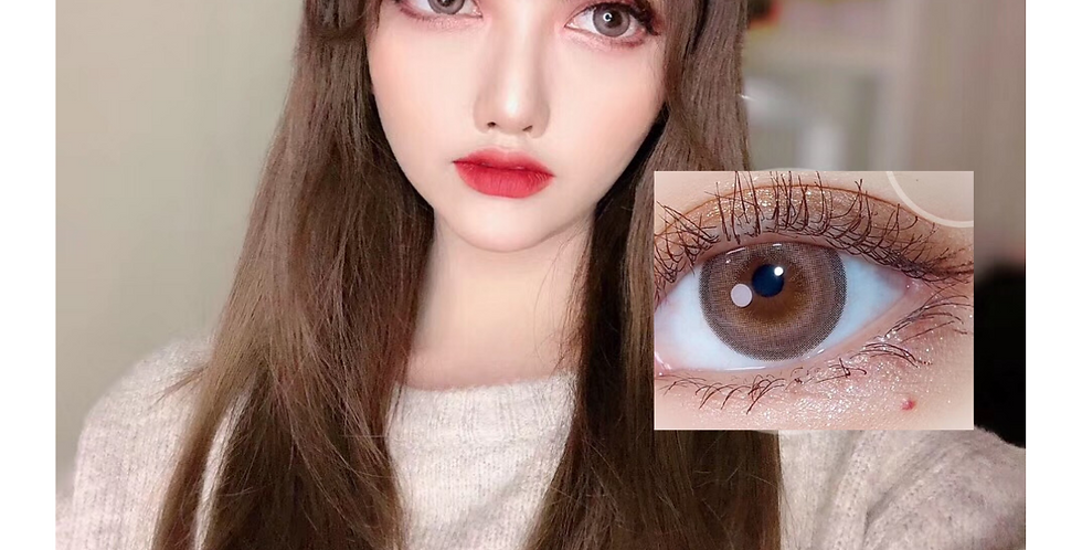 Model Factory XL Big eye circle Brown