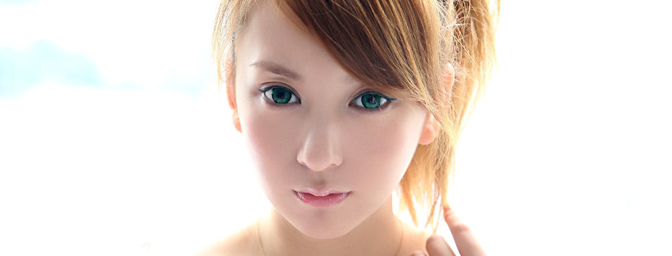 Twilight Green Contact lens -Korea Cosmetic circle lenses