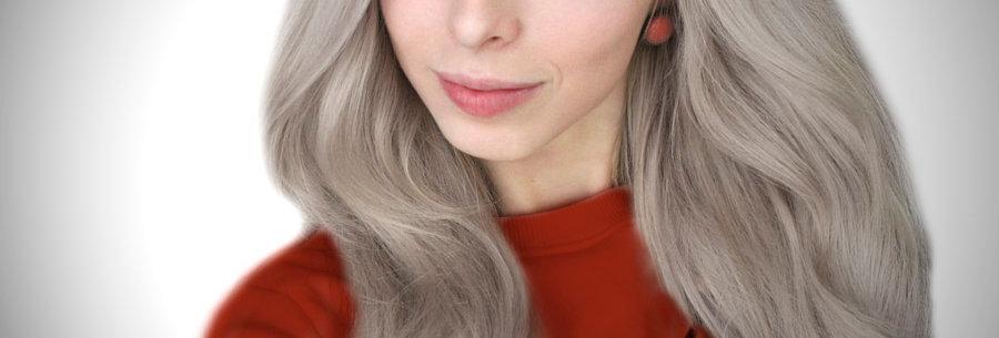 Super Doll Grey Contact lens -Korea Cosmetic circle lenses