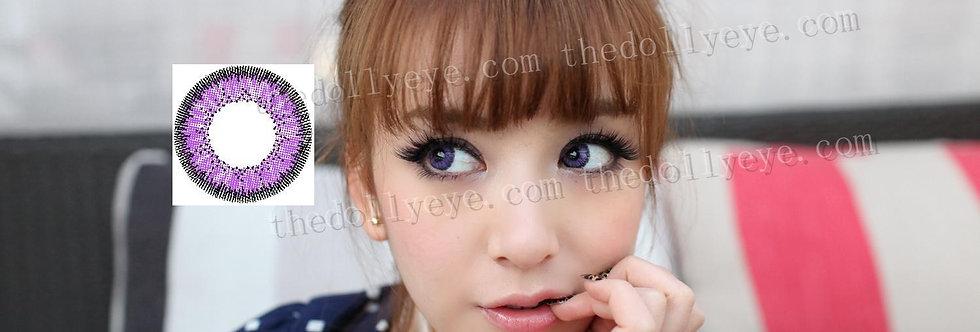 Jewel Violet Contact lens -Korea Cosmetic circle lenses