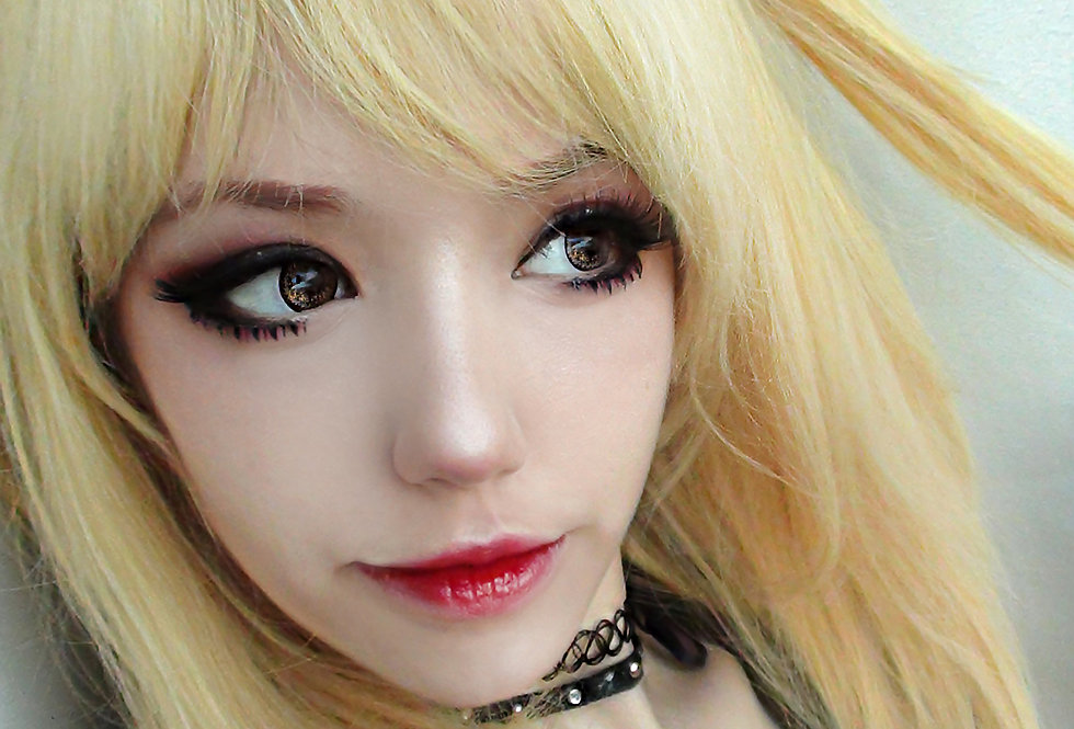 Cosmic Brown Contact lens -Korea Cosmetic circle lenses