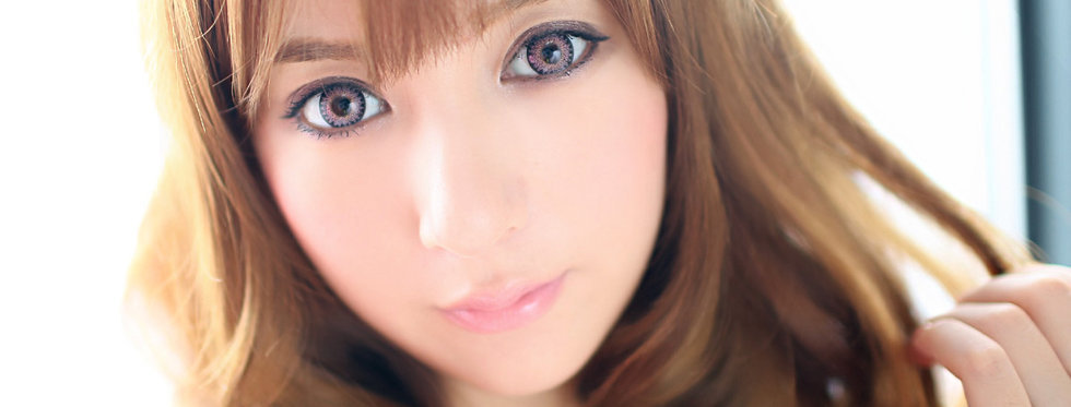 Cookie Pink Contact lens -Korea Cosmetic circle lenses