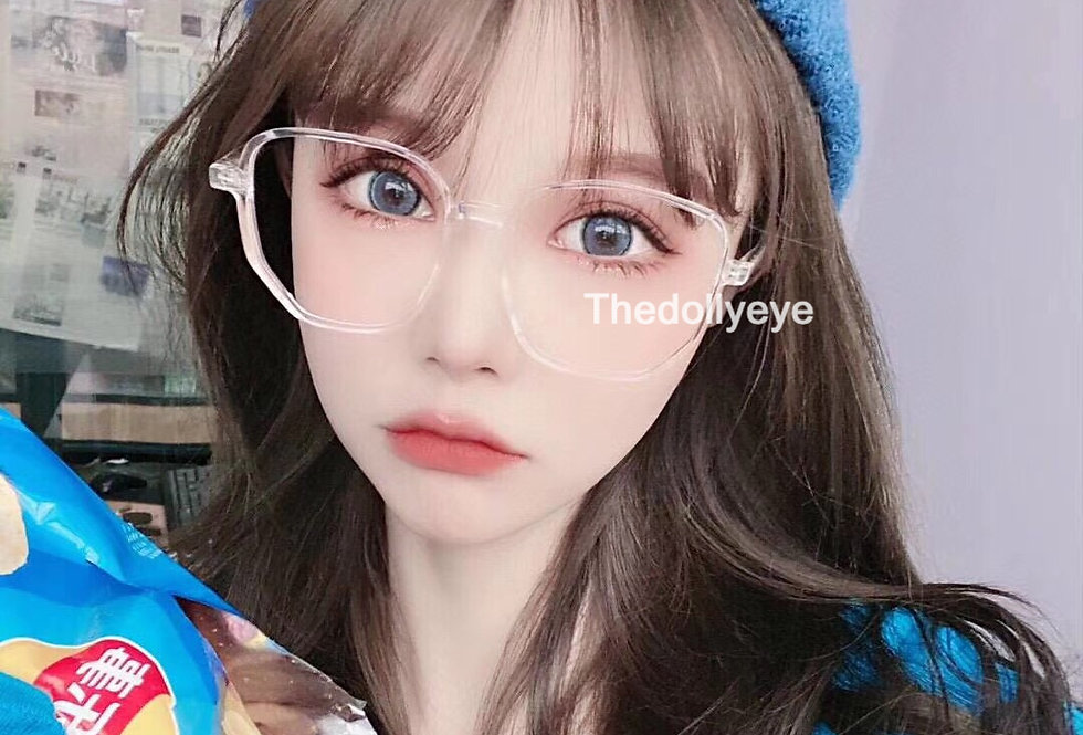 BLACKPINK Bling Grey | Contact Lens Circle colour lens| Thedollyeye