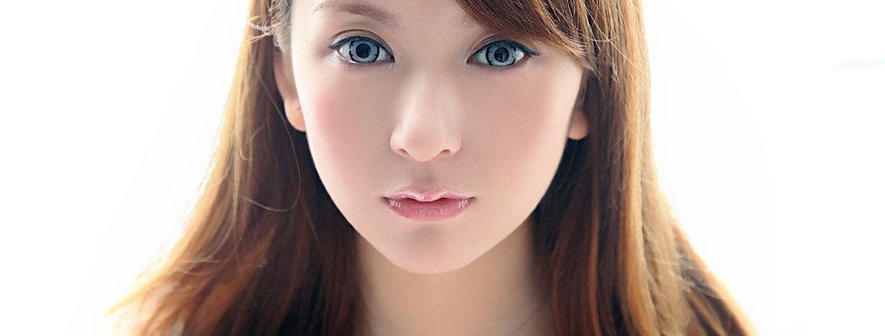Twilight Gray Contact lens -Korea Cosmetic circle lenses