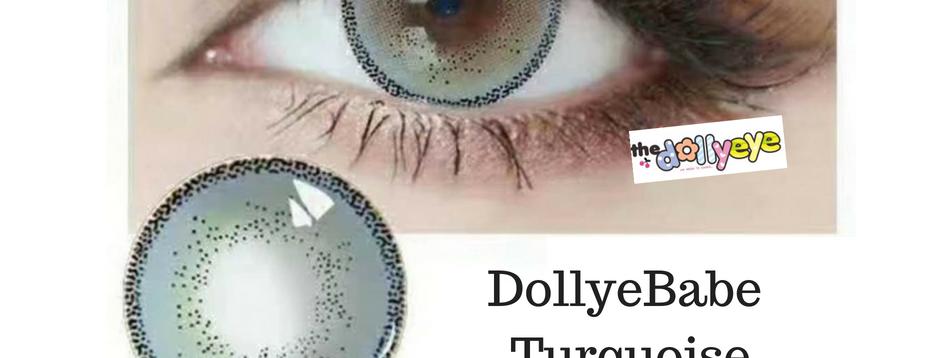 DollyBabe Turquoise