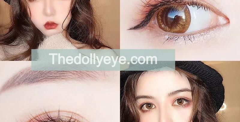 Hazel Ring Barbie eye Brown