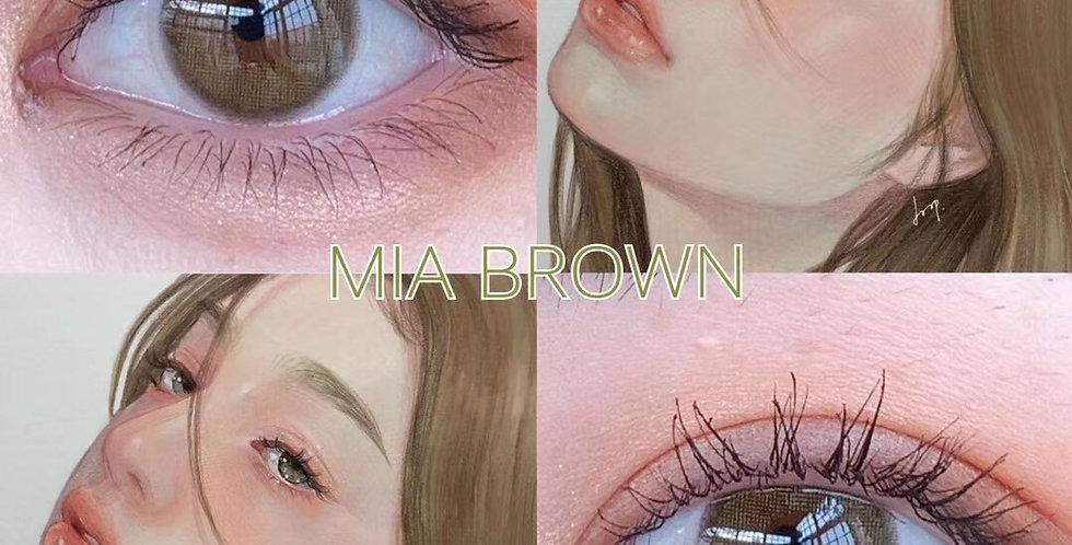 Mia Brown 14.2 Natural