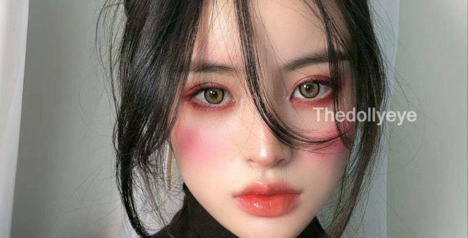 Kira Brown 2020 Contact lens -Korea Cosmetic circle lenses