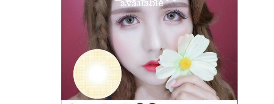 Bambi Brown Contact lens -Korea Cosmetic circle lenses