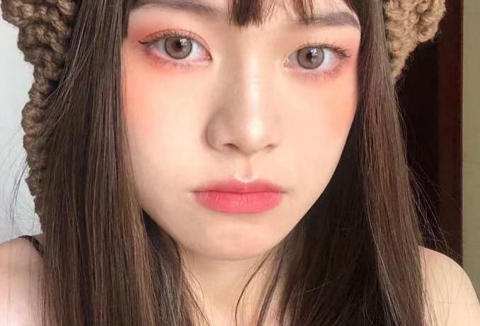 DIVA Hazel Contact lens -Korea Cosmetic circle lenses
