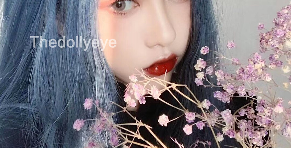 Cosplay Winter Grey Contact lens -Korea Cosmetic circle lenses