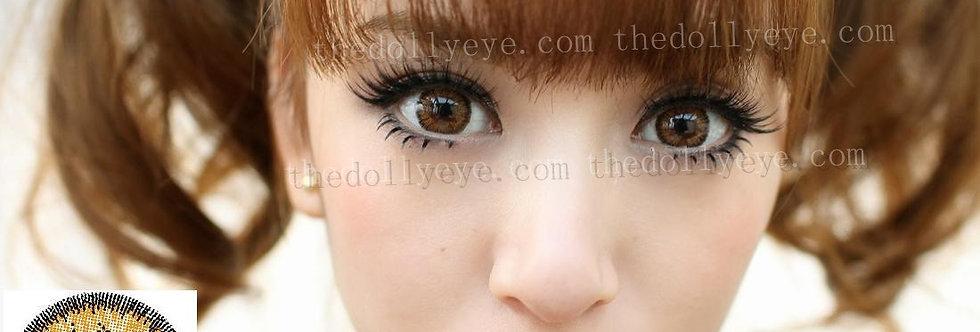 Jewel Brown Contact lens -Korea Cosmetic circle lenses