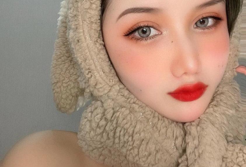 THEDOLLY GREY   Korea Cosmetic Circle Lens   Contact Lens