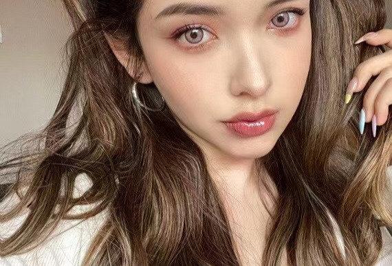 Dollyeye Gray Korea Cosmetic Lens