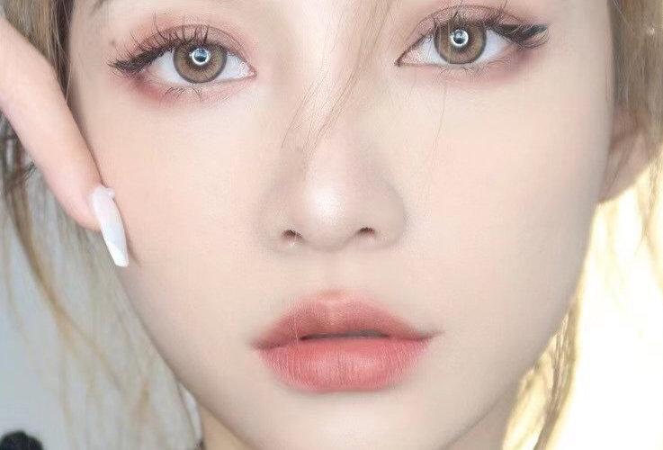 Barbie Coffee Korea Cosmetic Lens