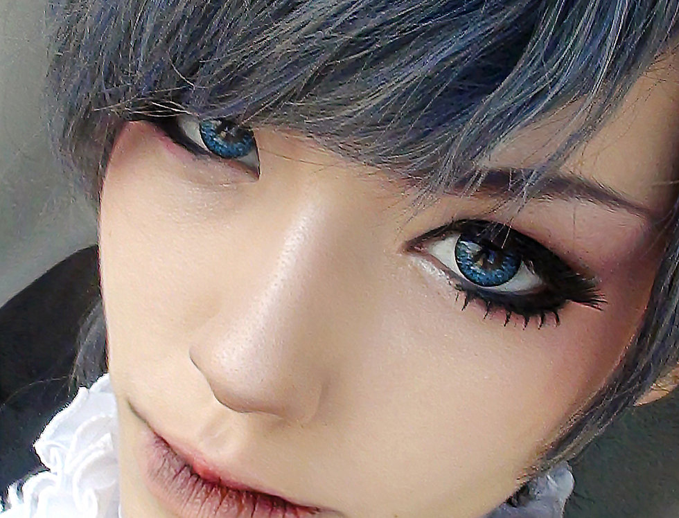 Cosmic Aqua Contact lens -Korea Cosmetic circle lenses