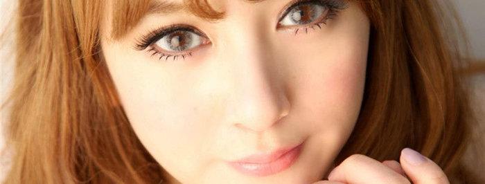 Cloud Gray Contact lens -Korea Cosmetic circle lenses