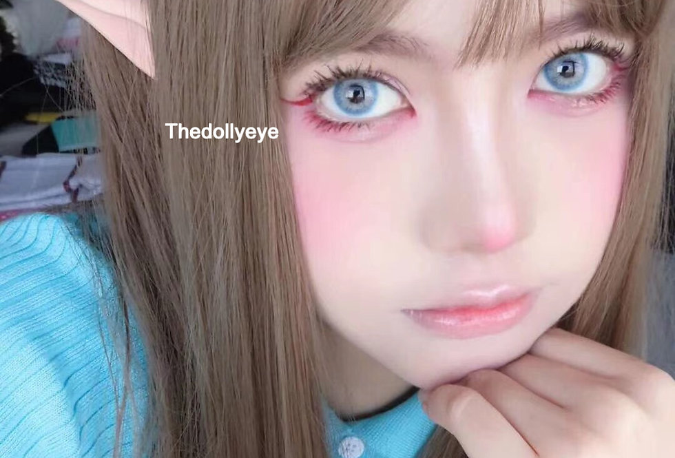 ELF Cosmetic contact Lens 2021 FREE SHIPPING WORLWIDE