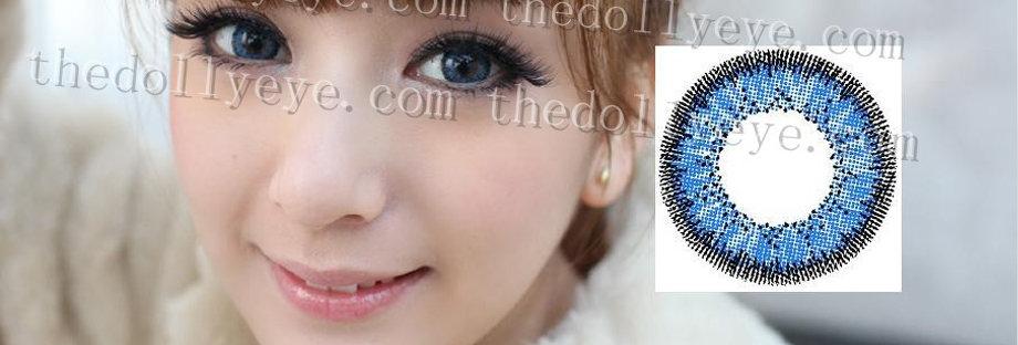 Jewel Blue Contact lens -Korea Cosmetic circle lenses
