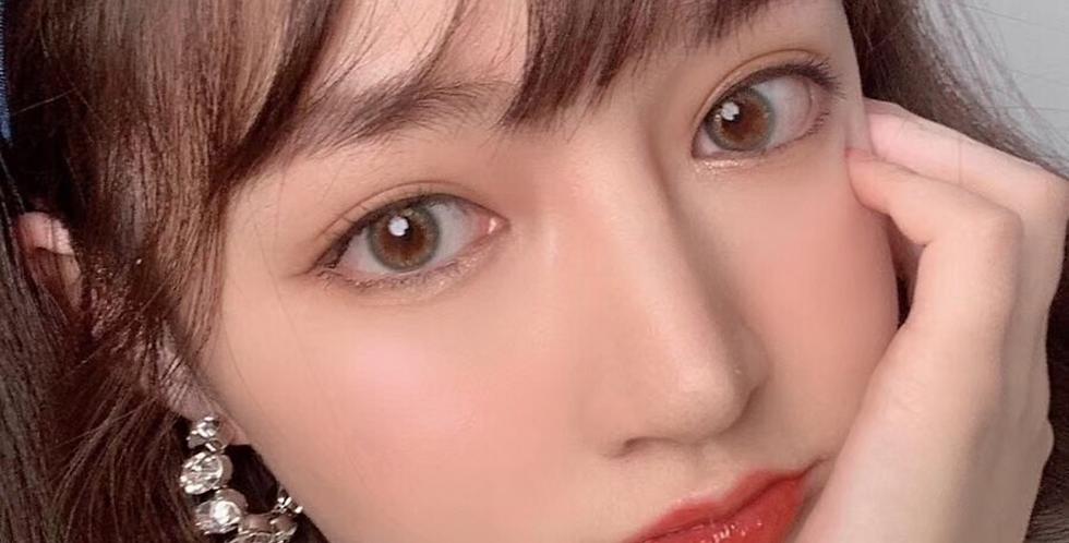 Contact lens-Special  Amber Mint Gold Korea Cosmetic circle lenses