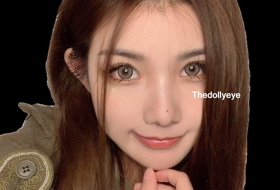 Barbie Trueye Brown Cosmetic Circle Korea Contact Lens