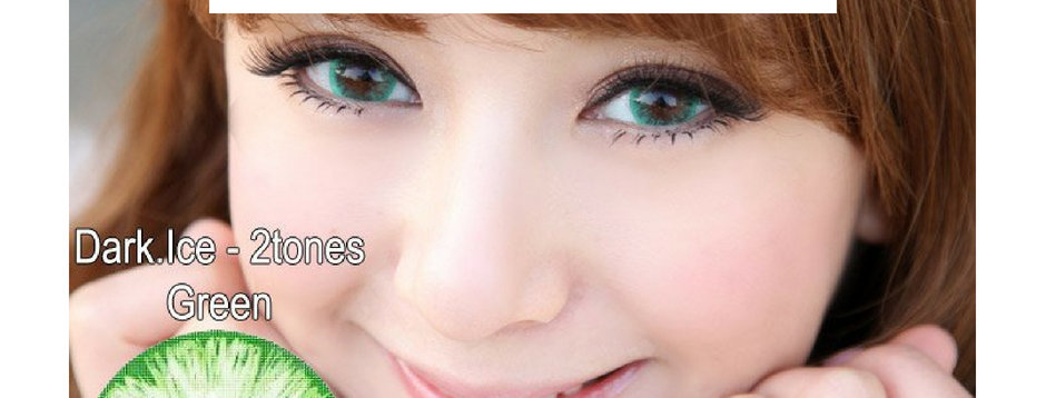 Cloud Mint Contact lens -Korea Cosmetic circle lenses