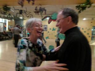 Tom and Sherri Ballroom Dancing