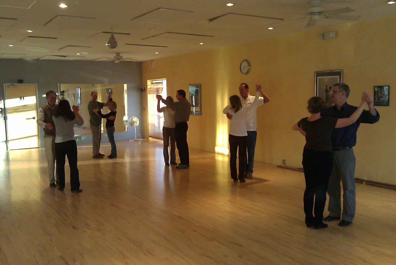 Beginning Ballroom Class