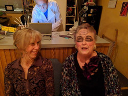 Constance and Brenda