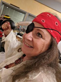 Villainous Pirate Mary