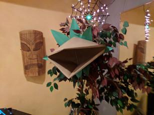 Art's oragami carnivorous plant