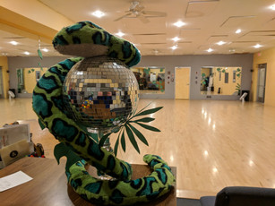 One mirror ball trophy you may not want to win!
