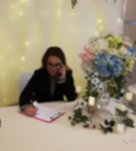 creando stilo wedding planner
