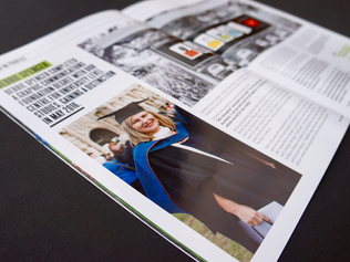 Astonished to be featured in the Exeter College Alumni magazine today. Exeter School of Art and Exet