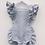 Thumbnail: Freya & Lillie grey romper - baby