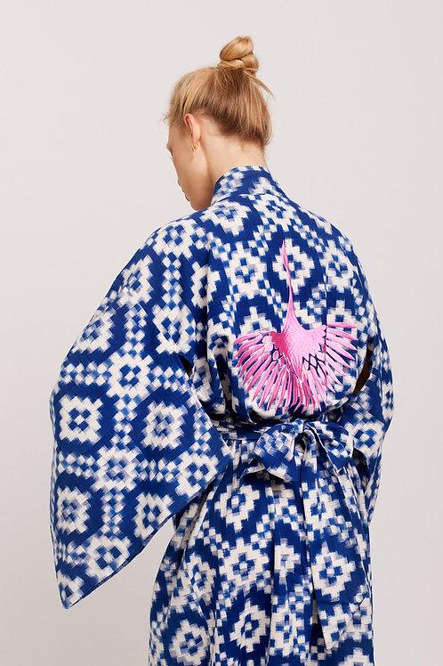 Kleed Kimonos Mombasa Blue Kimono