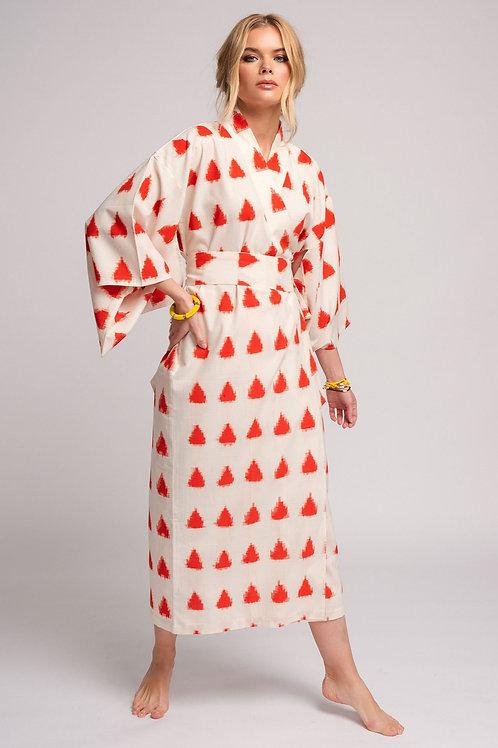 Kleed Kimonos Green Tiger Kimono