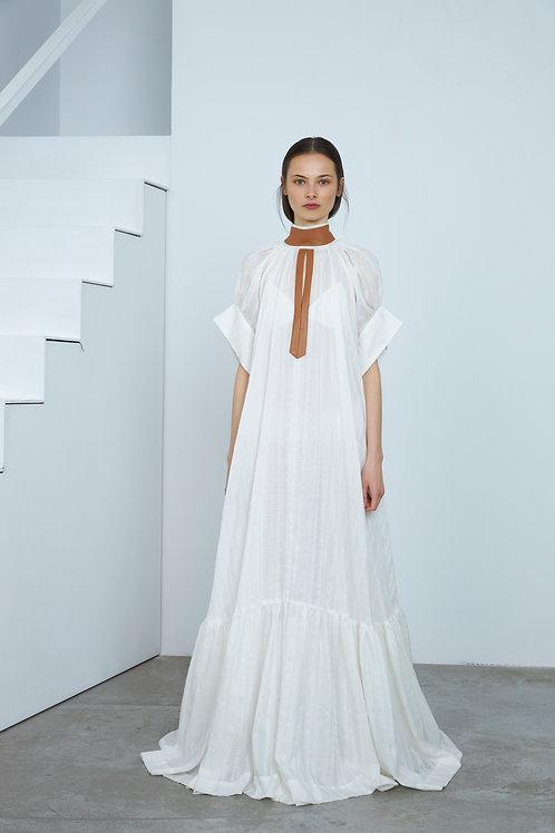 CHATTY Silk Dress