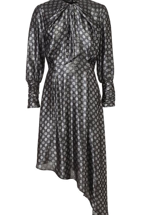 Dodo Bar Or Melody Lurex Dress