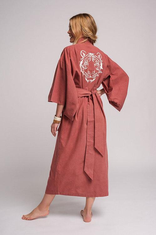 Kleed Kimonos Matter Tiger Kimono - Biodegradable