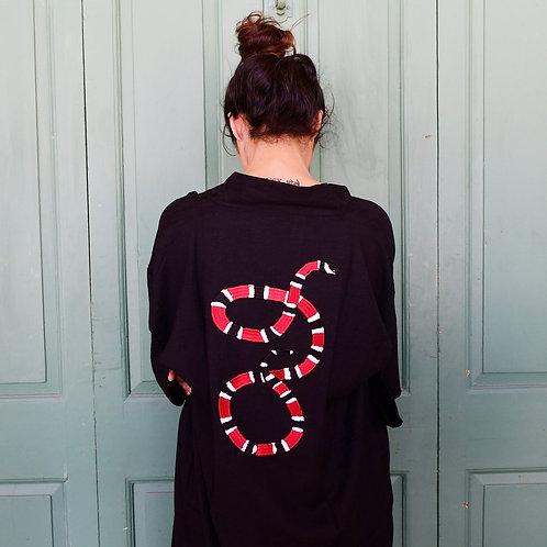 Cobra Kimono - The Khaki Line