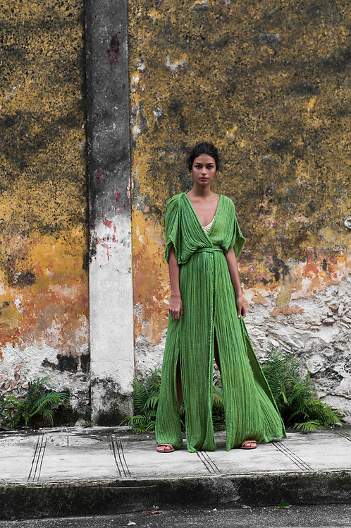 Kasia Kulenty Aura Goddess Duster Gown
