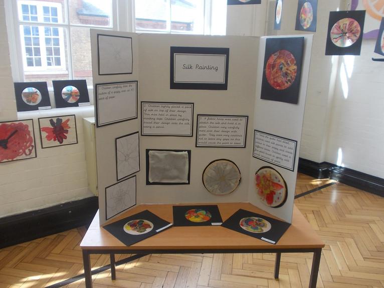 KS1 Art Gallery