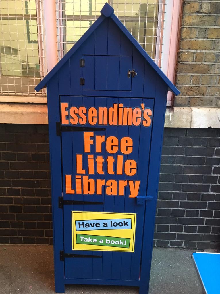 Essendine Free Little Library