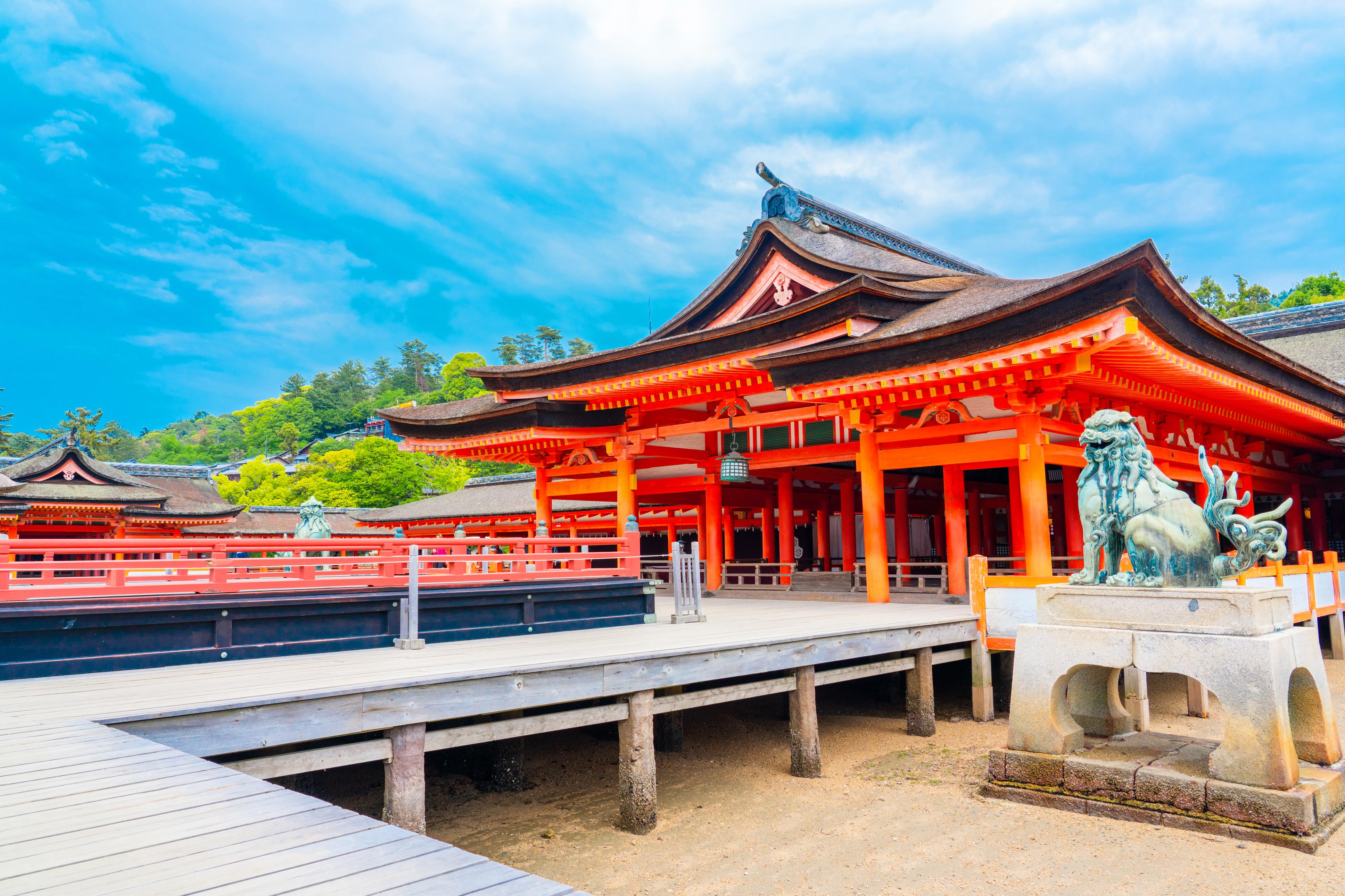 Hiroshima / Itsukushima shrine