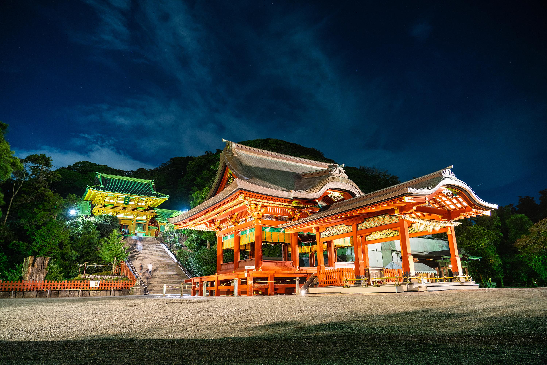Kanagawa /  Tsuruoka Hachimangu Shri