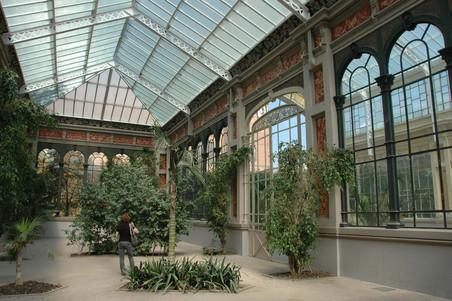 Ciutadella Greenhouse restoration